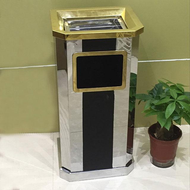 什么是钛金垃圾桶,有什么特点