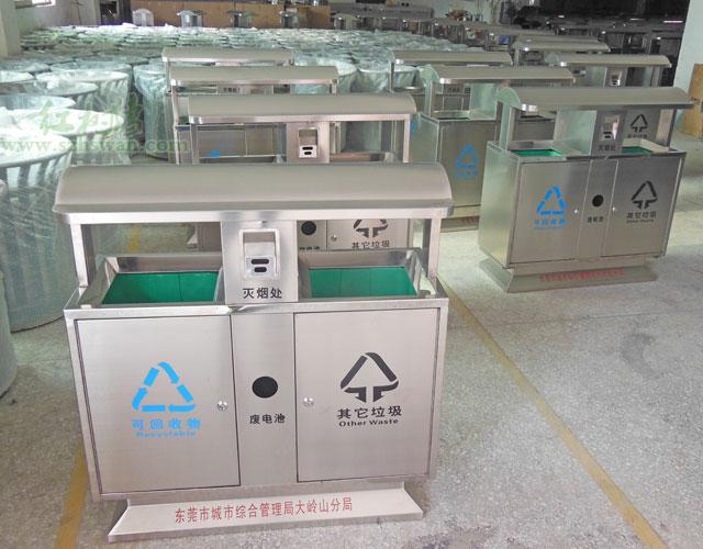 不锈钢垃圾桶制作材质种类常识大全