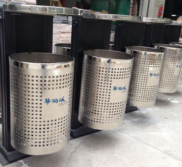 不锈钢垃圾桶管材规格及实行标准