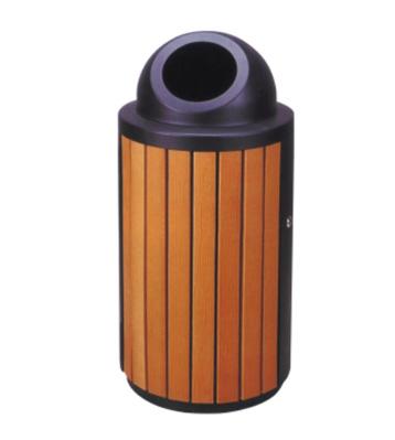 环保钢木果皮箱