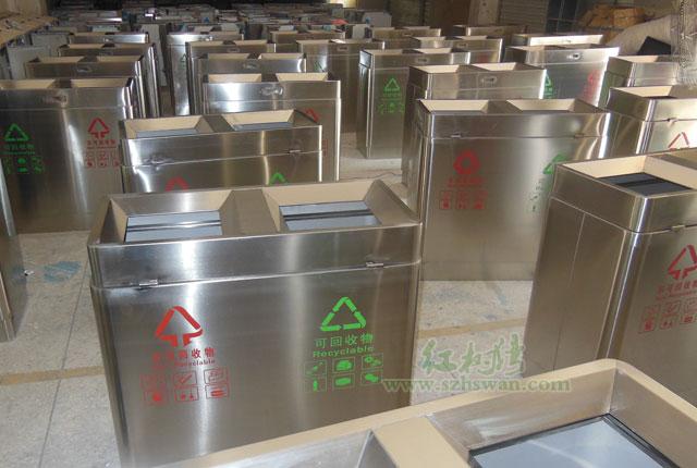 不锈钢垃圾桶是环保垃圾桶吗?