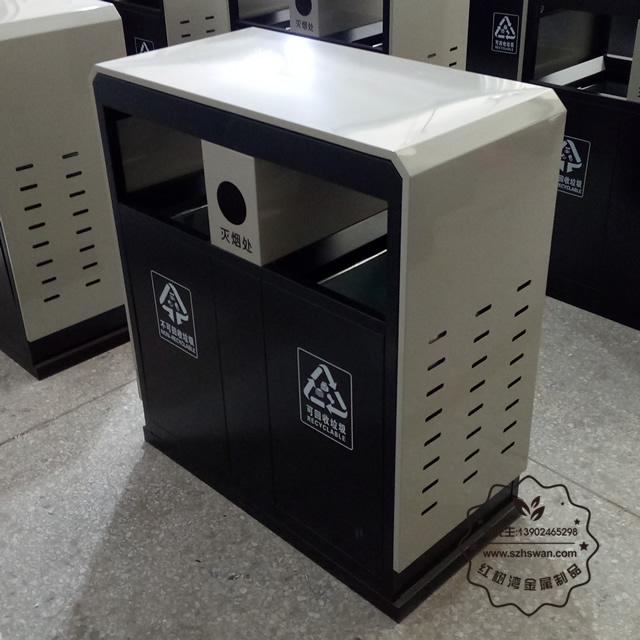 不锈钢垃圾桶喷塑工艺原理