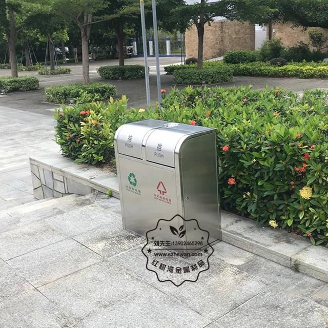 取消小区各楼层生活垃圾桶的通告样板