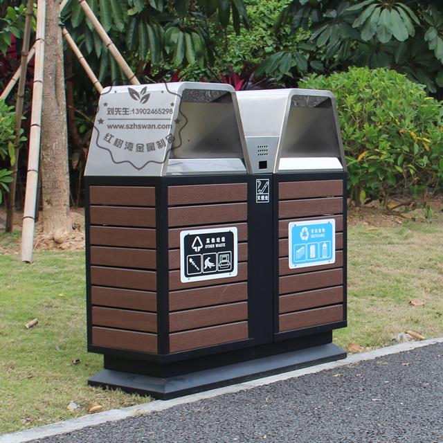 什么样的不锈钢垃圾桶好看又实用呢?