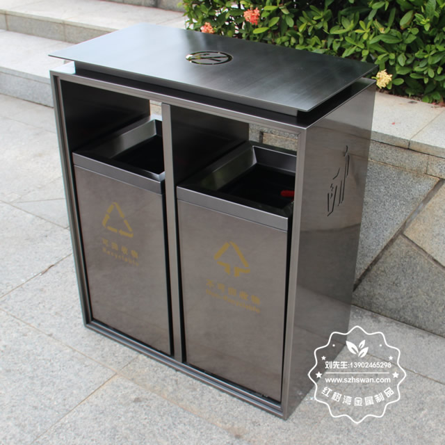 我想买个高端一点的垃圾桶,请问哪个比较好?