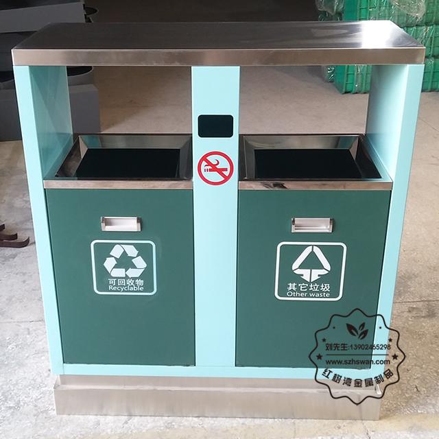 不锈钢垃圾箱厂家专业定做