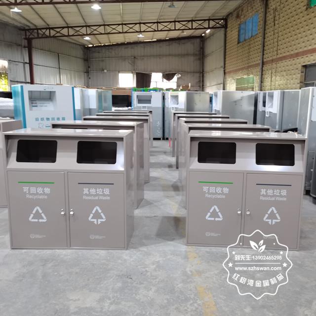 维护和清理不锈钢分类垃圾箱的方法和问题